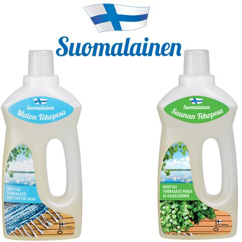 suomalainen maton ja saunan tehopesu